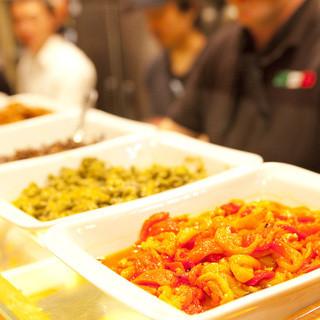 貫き通すイタリア・ローマの家庭料理の味