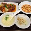 鳳鳴春 - 料理写真:酢豚セット