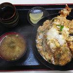 富士 - 天玉丼