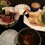 料理屋 兆治 - 800円 刺身定食(ランチ)