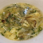 ヤムチャ - 玉子スープ