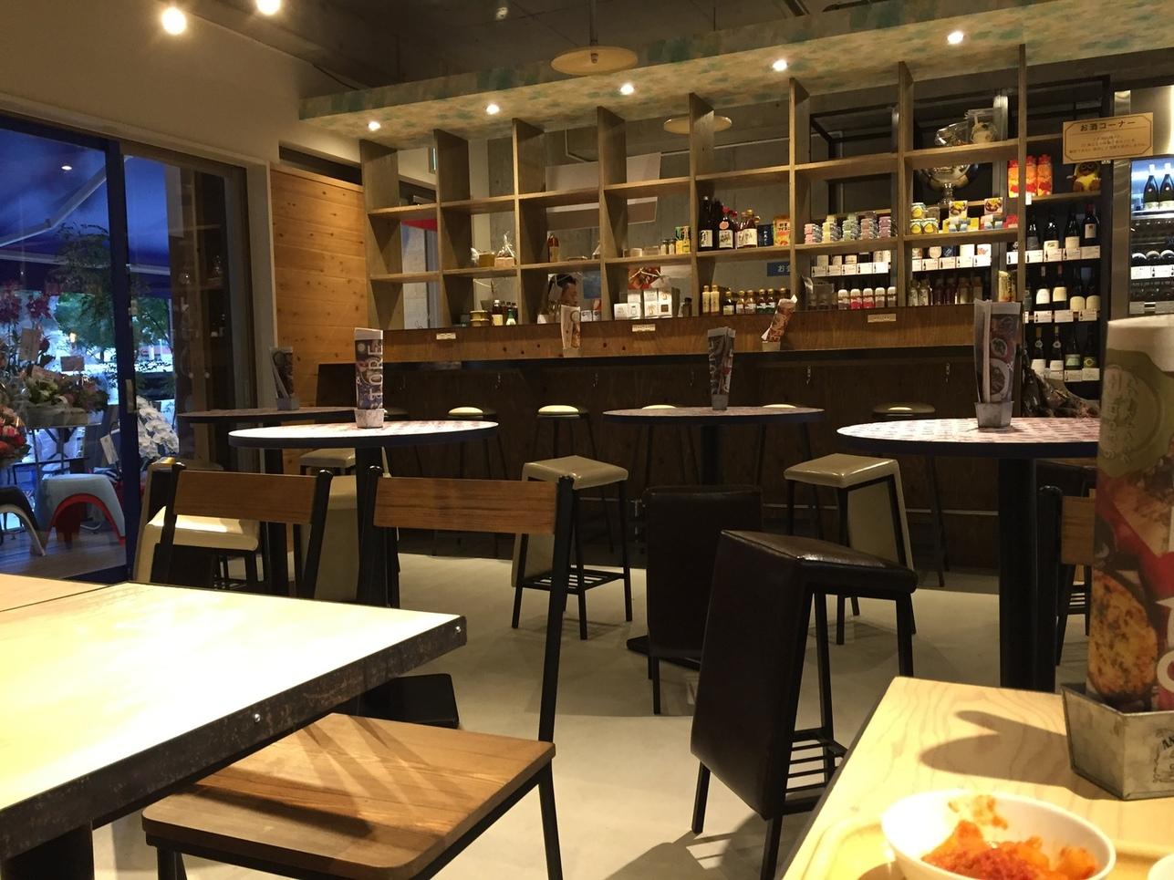 CAFE&STORE bebenoosouzai 本店