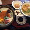 わらじや - 料理写真:いくら丼定食