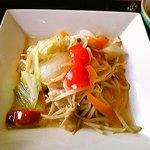 うおまん - 豚肉と野菜炒め