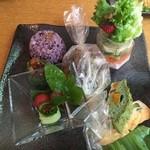Naturalcafe そら - 野菜たっぷり!!