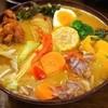 ガラムマサラ - 料理写真:カレーラーメン