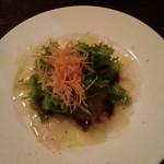 フォンティーナ チーズ ダイニング - 料理写真:鮮魚のカルパッチョ