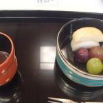 玄冶店 濱田家 - 水菓子と甘味
