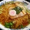 かわにし食堂 - 料理写真:中華そば¥600