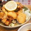 とん八 - 料理写真:豚足唐揚げ750円