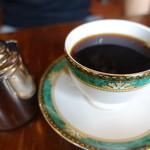 珈琲専門店 風見鶏 - ストロングブレンドコーヒー