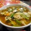 有明 - 料理写真:五目うま煮ラーメン
