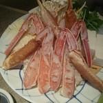かに道楽 - 料理写真:カニ鍋