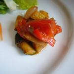 パスタビーノ - 前菜(カポナータ)