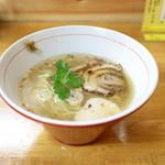 讃岐ロック - 支那そば 塩 (750円) '15 8月中旬