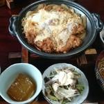 じゃらい亭 - じゃらい亭定食(1000円)