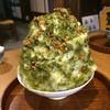 茶の西田園 - 料理写真:玄米あずきミルク 500円