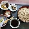 桐屋夢見亭 - 料理写真:会津頑固そば・石臼弾き十割1,588円