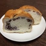 クーズコンセルボ - 料理写真:ビーンズブレッド