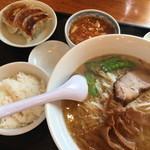 41636380 - セットメニューの麻婆豆腐はご飯にピッタリ