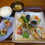 スミカグラス - 料理写真:本日のランチ(2015年9月のある日)