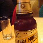 Vinoteca PANCHO'S - ネグラモデロ(コロナビールの黒)