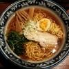 麺屋 雄 - 料理写真:雄しょうゆ中盛700円 ※麺中盛か半ライスサービス