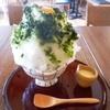 お茶元みはら 胡蝶庵 - 料理写真:夏季限定手かき氷