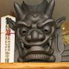 かわら屋 - 内観写真:守り神鬼瓦が見守ってくれています♪