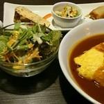 ベビーフェイスプラネッツ - 料理写真:リッチランチ1180円(税別)