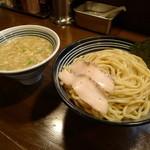 鶏々 - 鶏つけ麺(塩・780円)