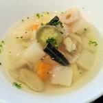 41665012 - 野菜ごろごろスープ