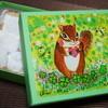 西光亭 - 料理写真:くるみのクッキー (¥1,296)