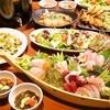 琉球王国 さんご家 - 料理写真:飲み放題3000コース