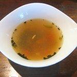 かどっこ - スープ
