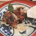 ふた川 - 鶏もも照り焼き