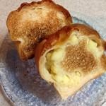 クーズコンセルボ - 料理写真:トーストして、いただきま〜す