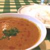 インド・ネパールレストラン マサラ - 料理写真:キーマカレー