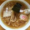 萬新軒 - 料理写真:ラーメン 480円