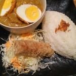 KHANHのベトナムキッチンGINZA999・Chi em - チキンカレー1280円