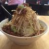 麺屋 愛0028 - 料理写真:辛みそラーメン700円(麺増し野菜増し)