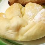 Papa d' nuku - ハイジのクリームパン