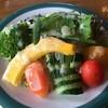 かざはな - 料理写真:野菜がうれしいサラダ!