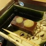 紫野和久傳 茶寮 - 月明り