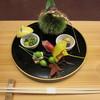 錦水 - 料理写真:前菜:初秋の彩り盛り