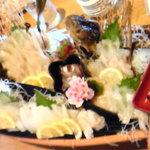 漁師料理 かつら亭 - ヒラメ