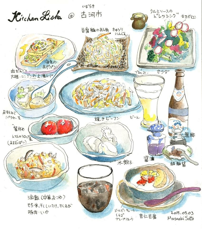 キッチン リサ