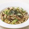 オリーブハウス - 料理写真:きのことチキンの和風スパゲティ