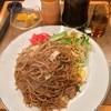 珈琲館ロイヤル - 料理写真:ランチ:焼きそば 750円
