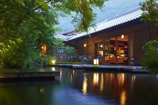 京都 嵐山、書と癒しの空間〜松籟庵〜 - 松籟庵( …